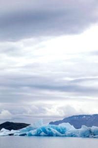 Jökulsárlón, See, Island, Landschaft