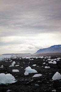Jökulsárlón, Meer, Island, Landschaft