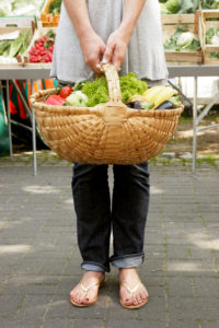Shopping, Shopping Basket, Nutrition, Health, Healthy Food, Fruits and Vegetables