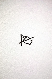 Museum; Piktogramm; Verbot; Stadt; Island; Reykjavik
