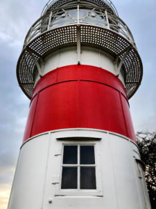 Lighthouse, When, Alsen, Island, Denmark
