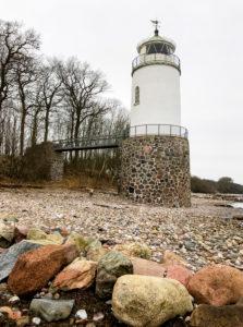 Leuchtturm; Als; Alsen; Insel; Landschaft; Dänemark