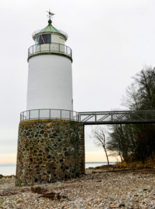 Lighthouse; When; Alsen; Island; Architecture; Denmark