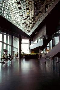 Harpa, Architektur, Stadt, Island, Reykjavik