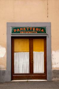 Haus, Prato, Toskana, Italien, Stadt