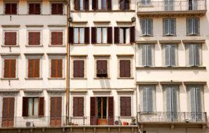 Haus, Wohnhaus, Florenz, Toskana, Italien, Stadt