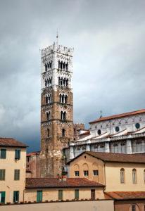 San Martino Cathedral, Lucca, Tuscany, Italy