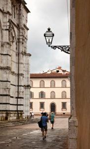 Kathedrale San Martino, Lucca, Toskana, Italien