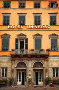 Haus, Hotel, Lucca, Toskana, Italien