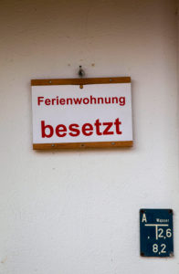 Deceleration, private, retreat, loneliness, Germany