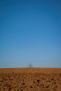 Electricity, electricity pylon, in the country, energy transition, sustainability