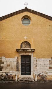 Kirche, Kapelle, Kreuz, Lucca, Toskana, Italien