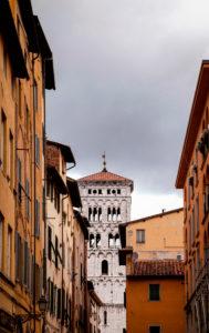San Michele in Foro, Lucca, Toskana, Italien