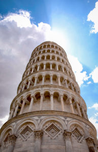 Leaning Tower of Pisa, Tower, Pisa, Tuscany, Italy