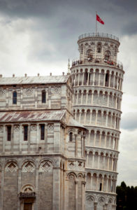 Schiefer Turm von Pisa, Turm, Pisa, Toskana, Italien
