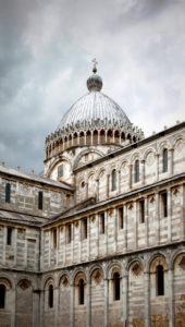 Santa Maria Assunta, Dom, Pisa, Toskana, Italien