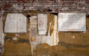 Camposanto Monumentale, tombs, Piazza Dei Miracoli, Pisa, Tuscany, Italy