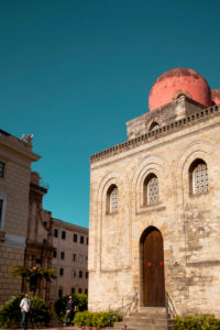 San Cataldo, Church, Palermo, Sicily, Capital, Big City, Italy