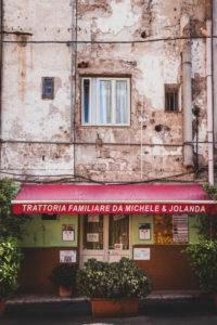 Restaurant, gastronomy, Palermo, Sicily, Italy