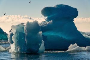 Island, Jökulsárlón, Gletschersee, Skaftafell-Nationalpark, Höfn, Südosten Island, Gletscherlagune