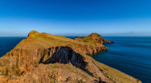 Hike to Ponta de São Lourenço, a cape and nature reserve in the municipality of Caniçal in the Machico district on the island of Madeira
