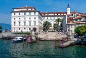 Isola Bella, Lago Maggiore, Provinz Verbano-Cusio Ossola, Piemont, Italien