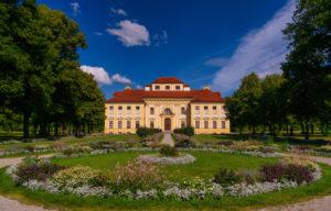 Germany, Bavaria Oberschleissheim, Lustheim Castle