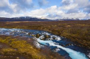 Island, Island im Herbst