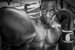 Cuba, Havanna, man, boxing, 'The Ultimate Fighter'