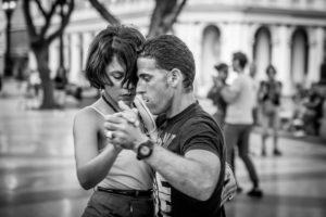 Cuba, Havanna, Prado Tango