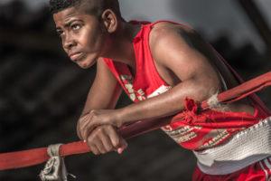 Cuba, Havanna, boxer