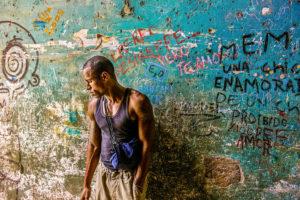 Cuba, Havanna, Desperate Man,