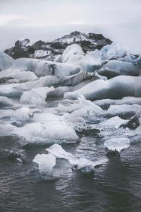 Jökulsarlon - Gletscherlagune in Island