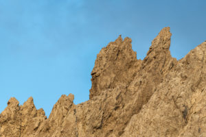 Rock spikes in the Karwendel