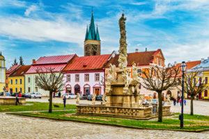Czech Republic, Moravia, Telč