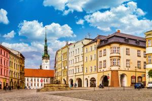 Tschechien, Mähren, Olmütz