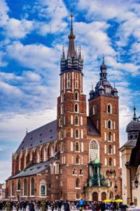 Polen, Kleinpolen, Krakau