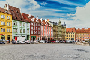 Czech Republic, Bohemia, Cheb (Eger)