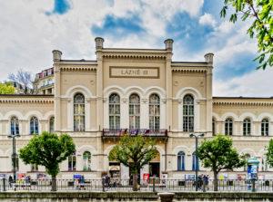 Czech Republic, Bohemia, Karlovy Vary (Karlovy Vary)
