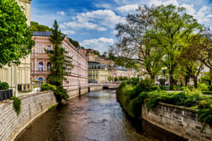Tschechien, Böhmen, Karlsbad (Karlovy Vary)