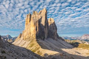 Dolomites mountains, Auronzo di Cadore, Belluno province, Veneto, Italy, Europe