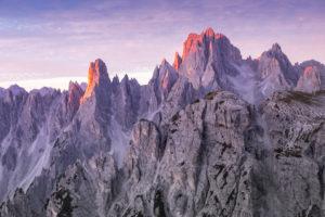 Cadini di Misurina, Dolomites mountains, Auronzo di Cadore, Belluno province, Veneto, Italy, Europe