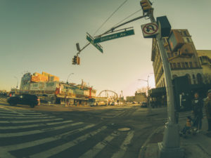 streets of coney island, nyc