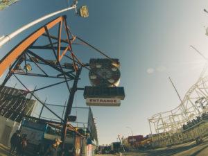 amusing park on coney island
