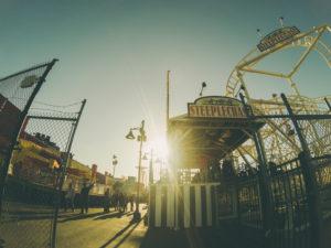 coney island amusing park