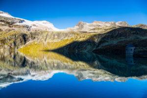 Austria, National Park Hohe Tauern, Salzburger Land, Uttendorf, Weißsee, Weißsee Glacier World, Autumn Austria