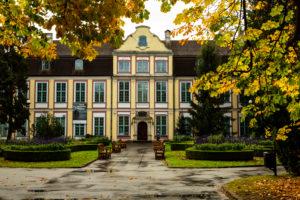 Europe, Poland, Pomerania, Gdansk / Danzig, Oliwa Park, Palace