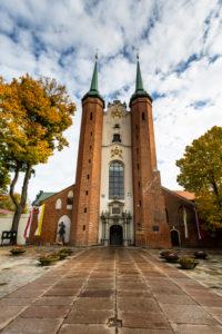 Europe, Poland, Pomerania, Gdansk / Danzig, Oliwa cathedral
