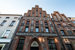 Europa, Polen, Woiwodschaft Kujawien-Pommern, Torun / Dorn - Kopernikus-Haus