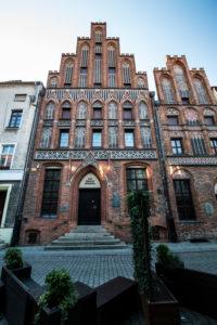 Europe, Poland, Kuyavian-Pomeranian Voivodeship, Torun / Thorn - Copernicus' House